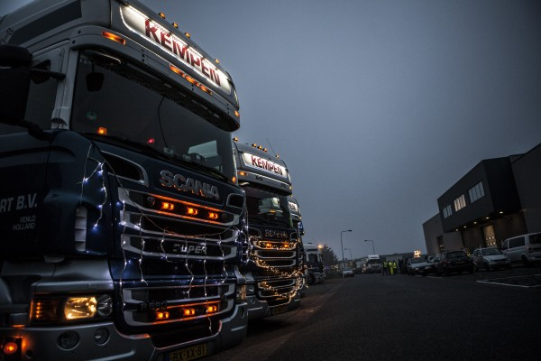 Christmas Truckrun Wall of fame : 2016